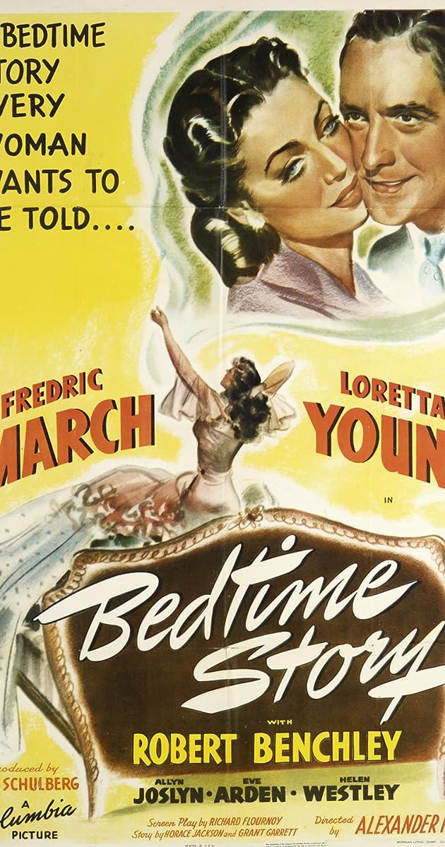 Bedtime Story (1941) - IMDb