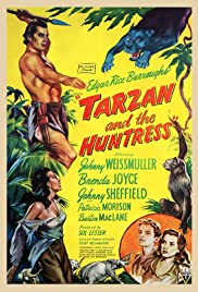 Tarzan and the Huntress (1947) Poster - Movie Forum, Cast, Reviews