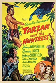 Primary photo for Tarzan and the Huntress