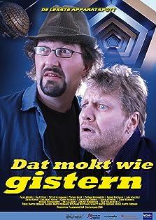 Apparatspott - Dat mokt wie gistern (2008)