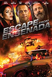 Escape from Ensenada (2017) BRRip 480p 300MB ( Hindi – English ) MKV