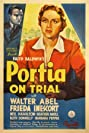 Portia on Trial (1937) Poster