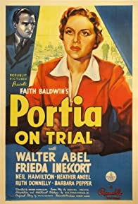 Primary photo for Portia on Trial