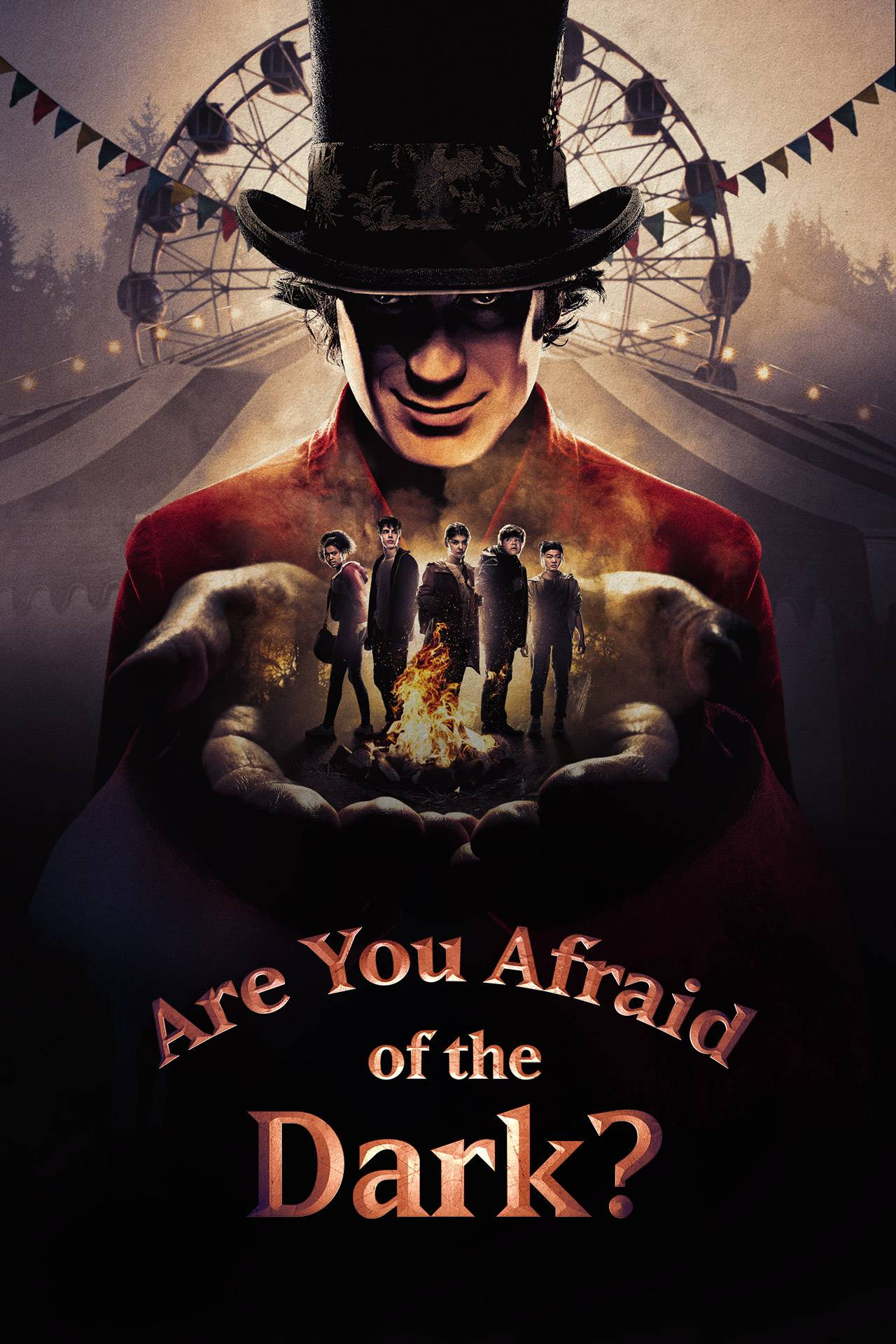 Ar bijai tamsos? (1 Sezonas) / Are You Afraid of the Dark? Season 1