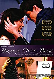 Bridge Over Blue Poster