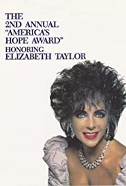 America's All-Star Tribute to Elizabeth Taylor Poster