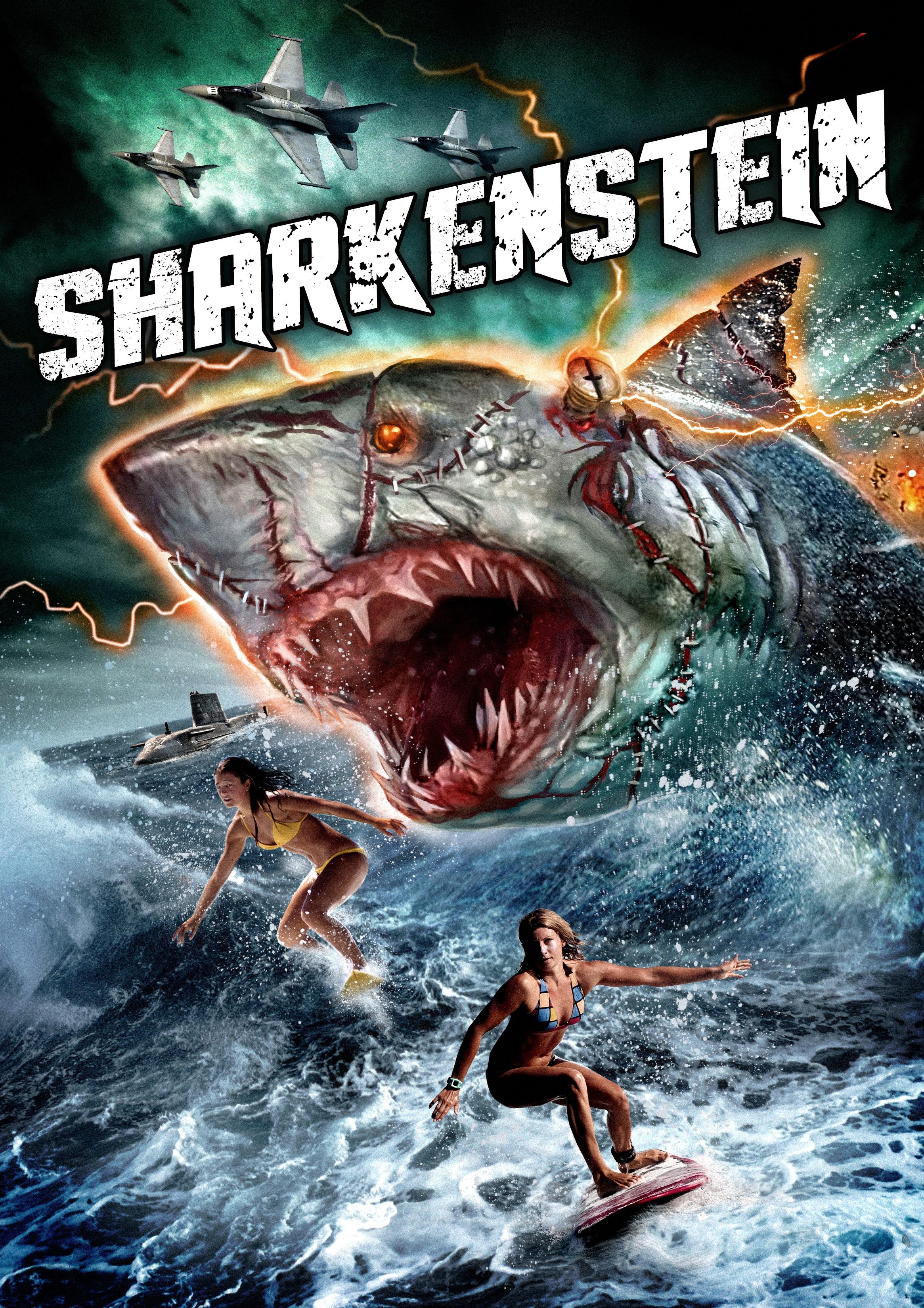 Sharkenstein (2016) - IMDb