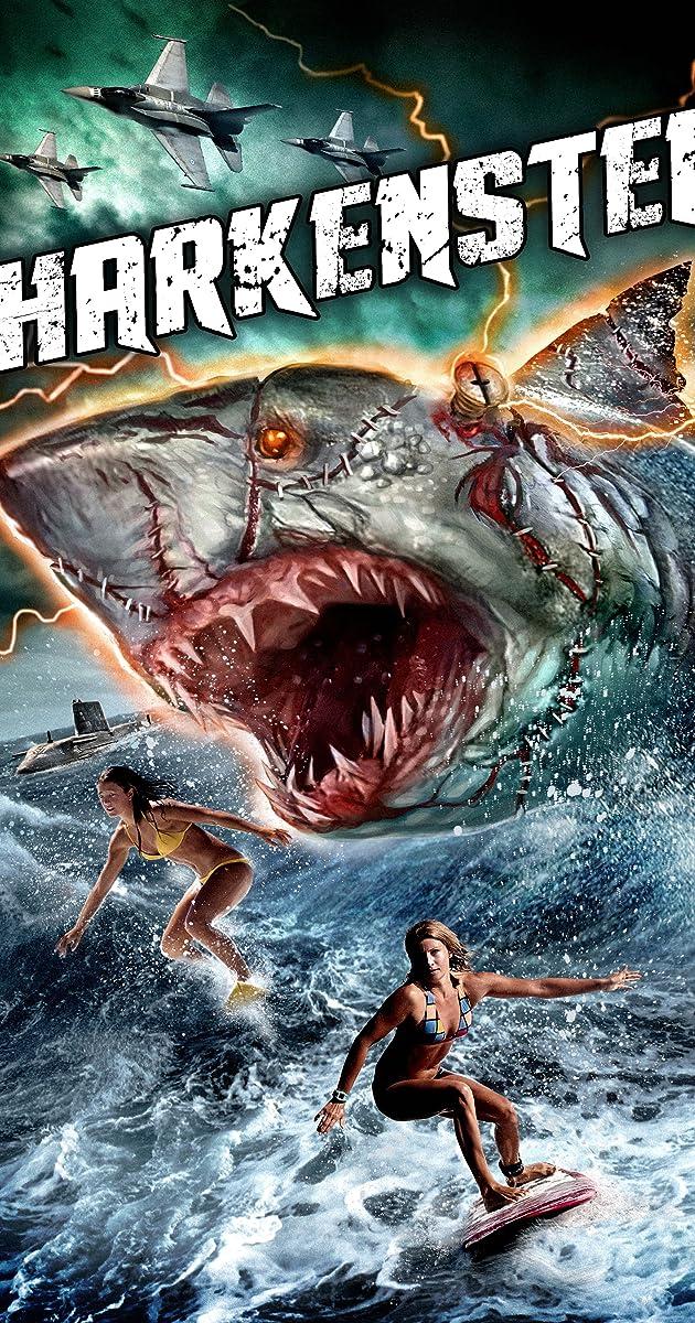 Subtitle of Sharkenstein
