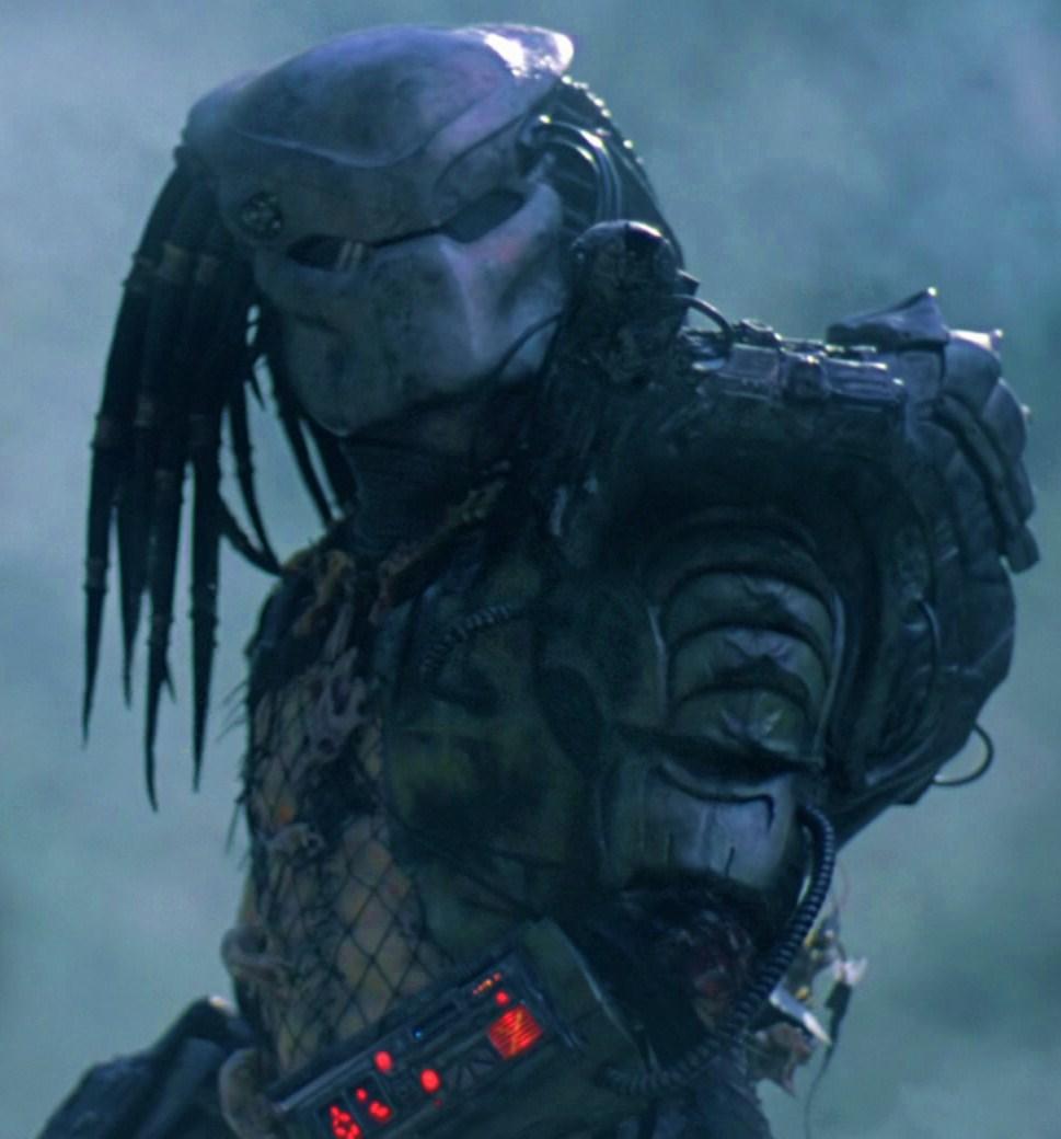 Kevin Peter Hall in Predator (1987)