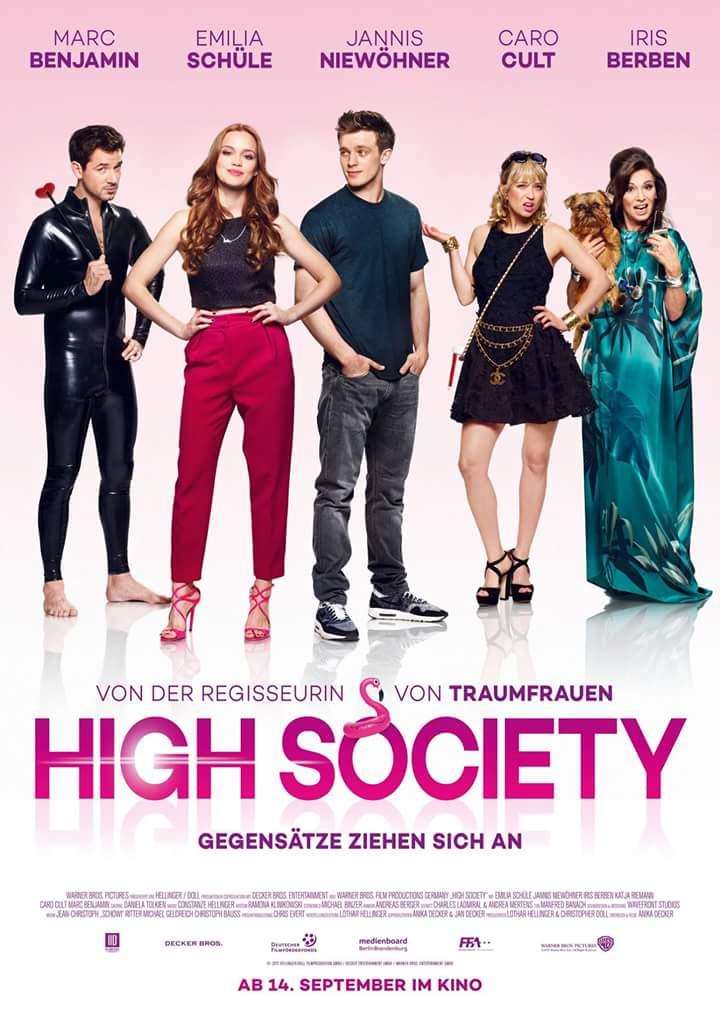 High Society 2017 Imdb High Society