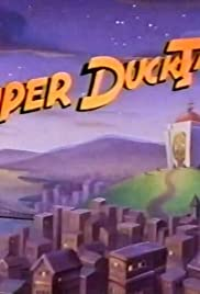 Super DuckTales Poster