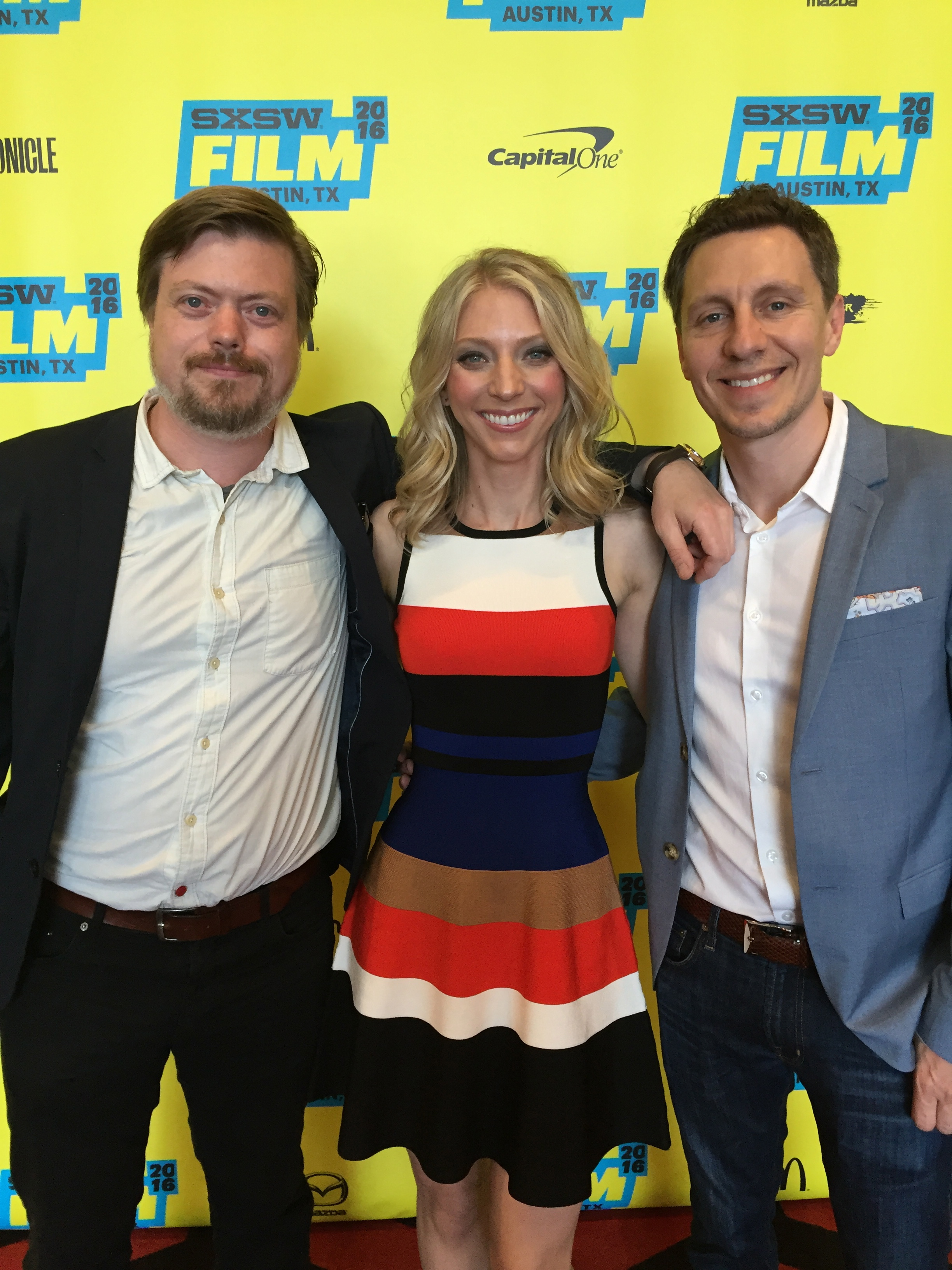 "SXSW 2016 - ""Rainbow Time"" Premiere with Linas Phillips and Ian Michaels"