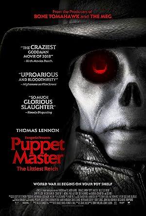 Puppet Master: The Littlest Reich Poster