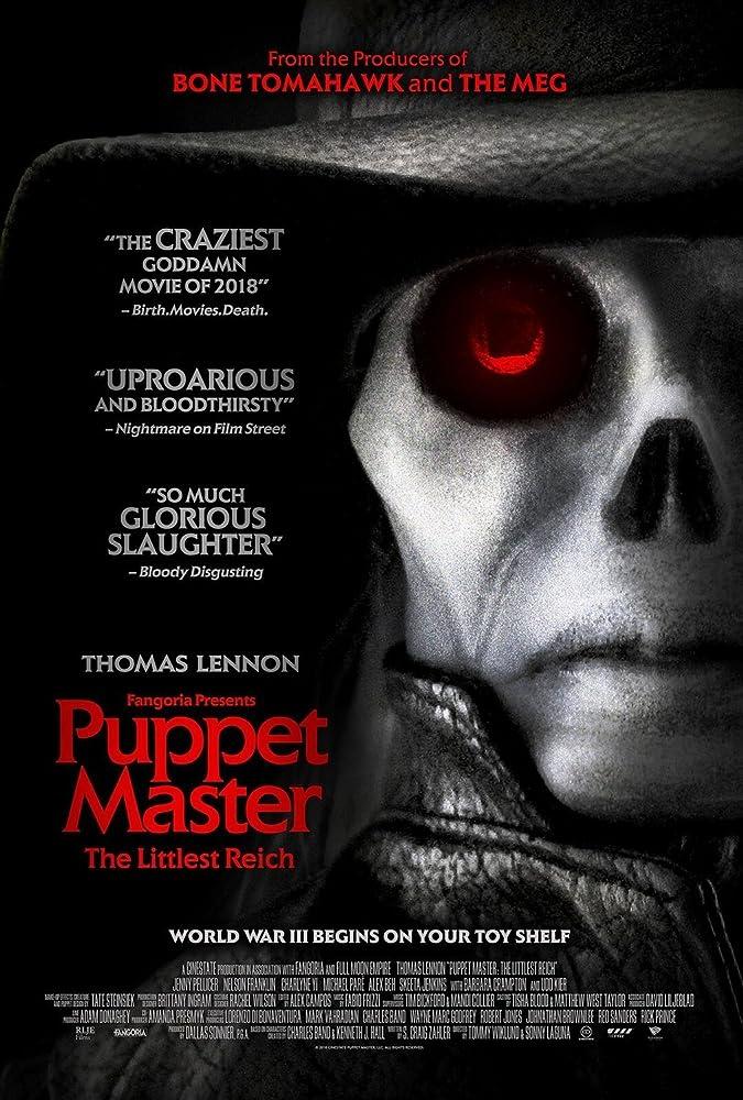 Puppet Master: The Littlest Reich Movie Poster