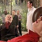 Derek Jacobi, Emilia Fox, and Vic Reeves in Randall & Hopkirk (Deceased) (2000)