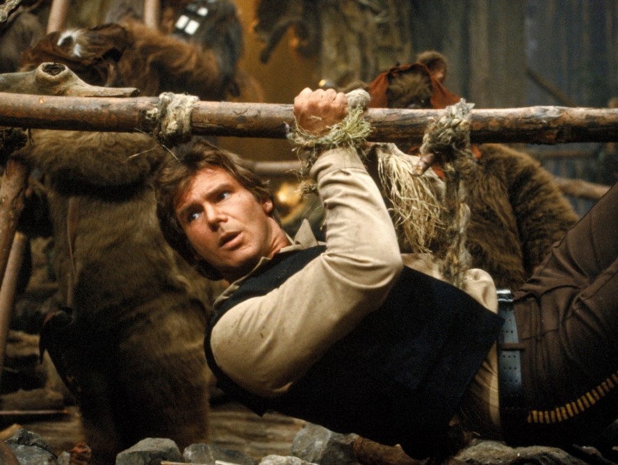 Harrison Ford in Star Wars: Episode VI - Return of the Jedi (1983)