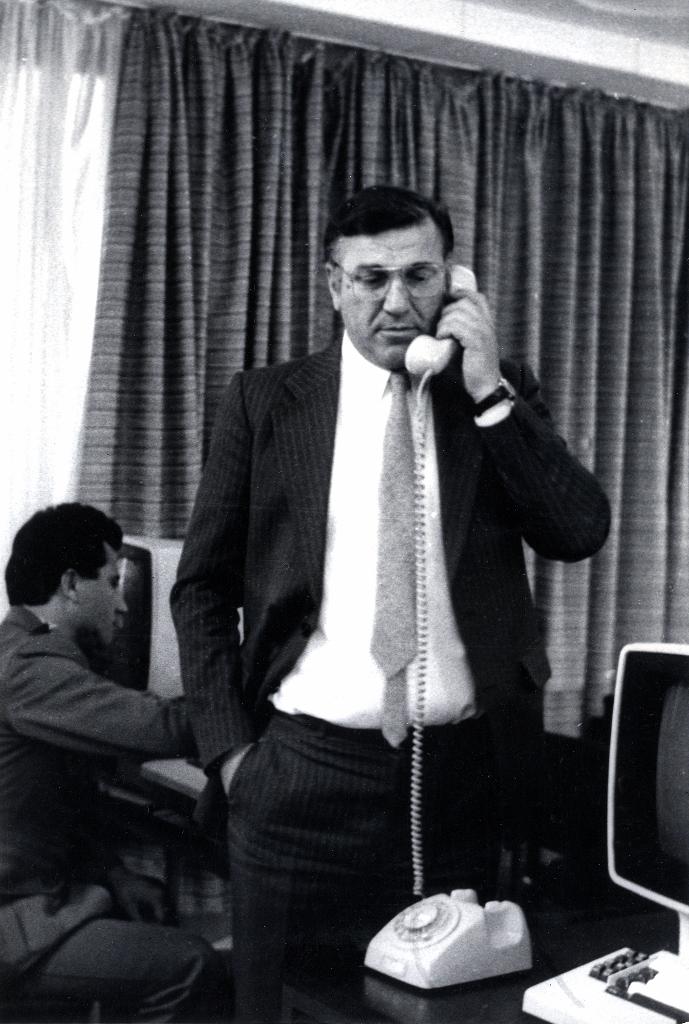 Velimir 'Bata' Zivojinovic in Opasni trag (1984)