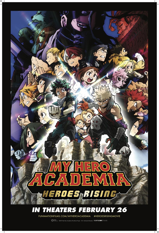 My Hero Academia Heroes Rising 2019 Imdb
