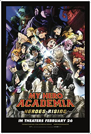 My Hero Academia: Heroes Rising (2019) Full Movie HD