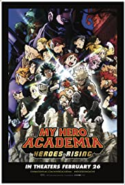 Watch Free My Hero Academia: Heroes Rising (2019)