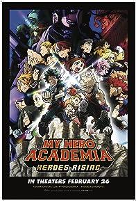 Primary photo for My Hero Academia: Heroes Rising