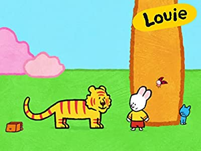 Clip downloadable free hollywood movie Louie, Draw Me a Tiger [Mpeg]