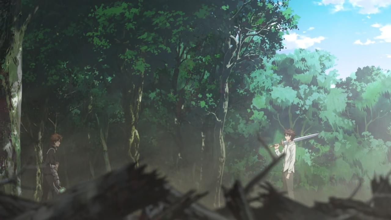 Shinmai Maou no Testament (2015)