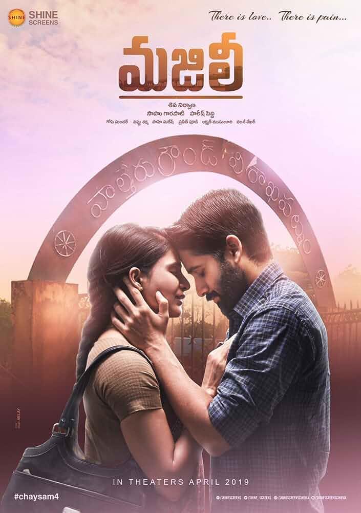 Majili (2019) 1080p – Telugu – WEB-DL – DD5.1 ESub – DusIcTv
