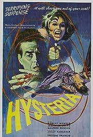 Hysteria(1965) Poster - Movie Forum, Cast, Reviews
