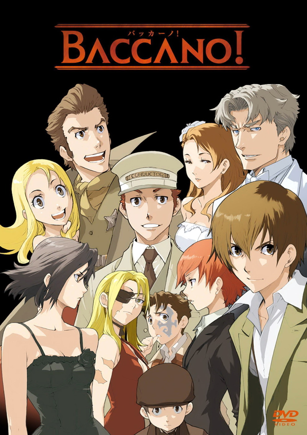 Image result for Baccano!