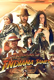 The Adventures of Indiana James Poster