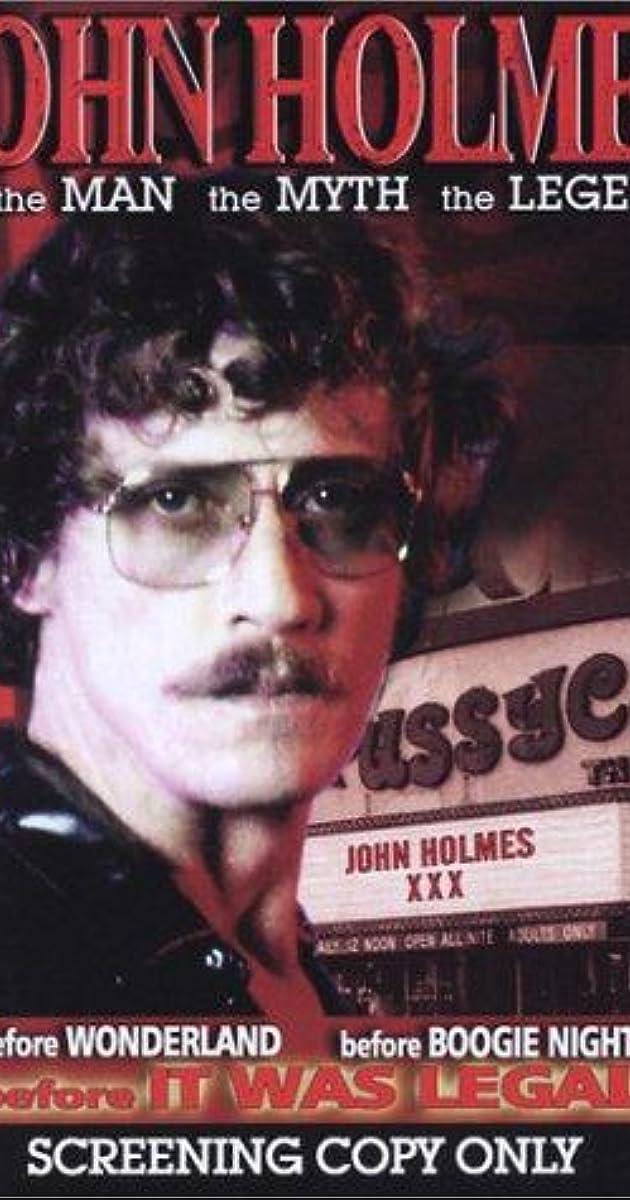 John Holmes The Man The Myth The Legend Video 2004 Imdb