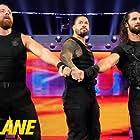 Colby Lopez, Jonathan Good, and Joe Anoa'i in WWE Fastlane (2019)