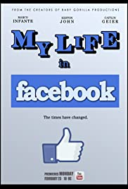 My Life in Facebook Poster