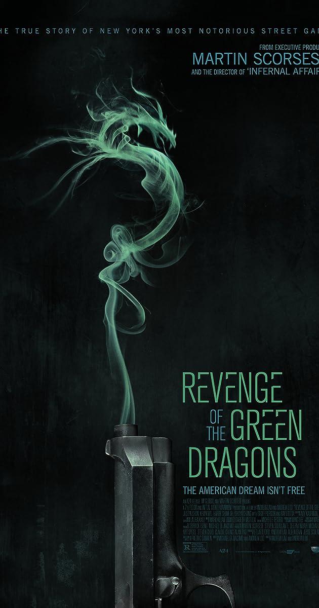 Subtitle of Revenge of the Green Dragons