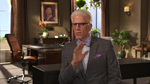 The Good Place: Ted Danson