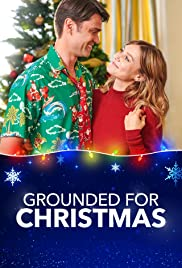 Grounded for Christmas Poster