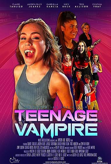 Teenage Vampire (2020) HDRip English Movie Watch Online Free
