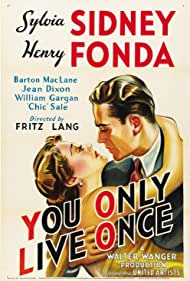 Henry Fonda and Sylvia Sidney in You Only Live Once (1937)