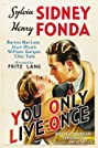 You Only Live Once (1937) Poster