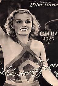 Camilla Horn in Leichtsinnige Jugend (1931)