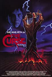 The Curse Poster