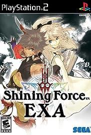 Shining Force EXA Poster