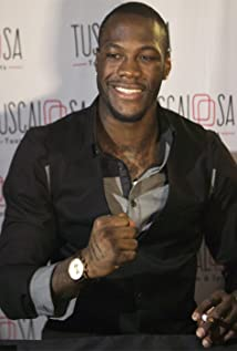 Deontay Wilder Picture