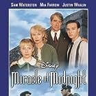 Mia Farrow, Sam Waterston, Nicola Mycroft, and Justin Whalin in The Wonderful World of Disney (1995)