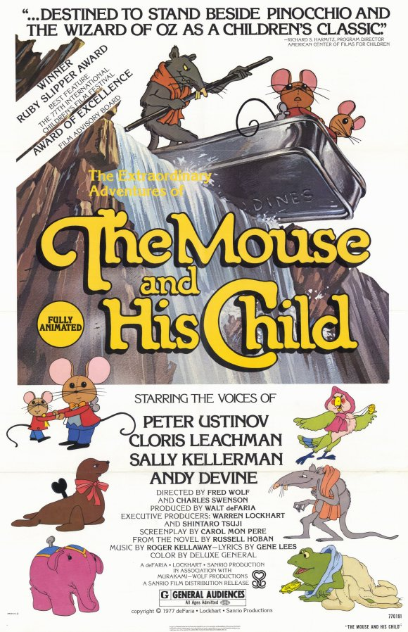 The Mouse and His Child (1977)