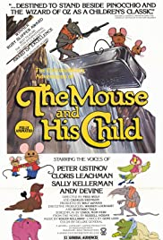 The Mouse and His Child Poster
