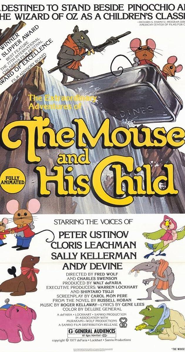 The Mouse and His Child (1977) - The Mouse and His Child