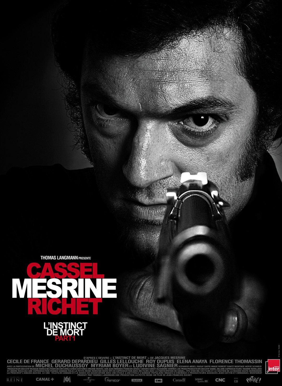 film jack mesrine gratuit