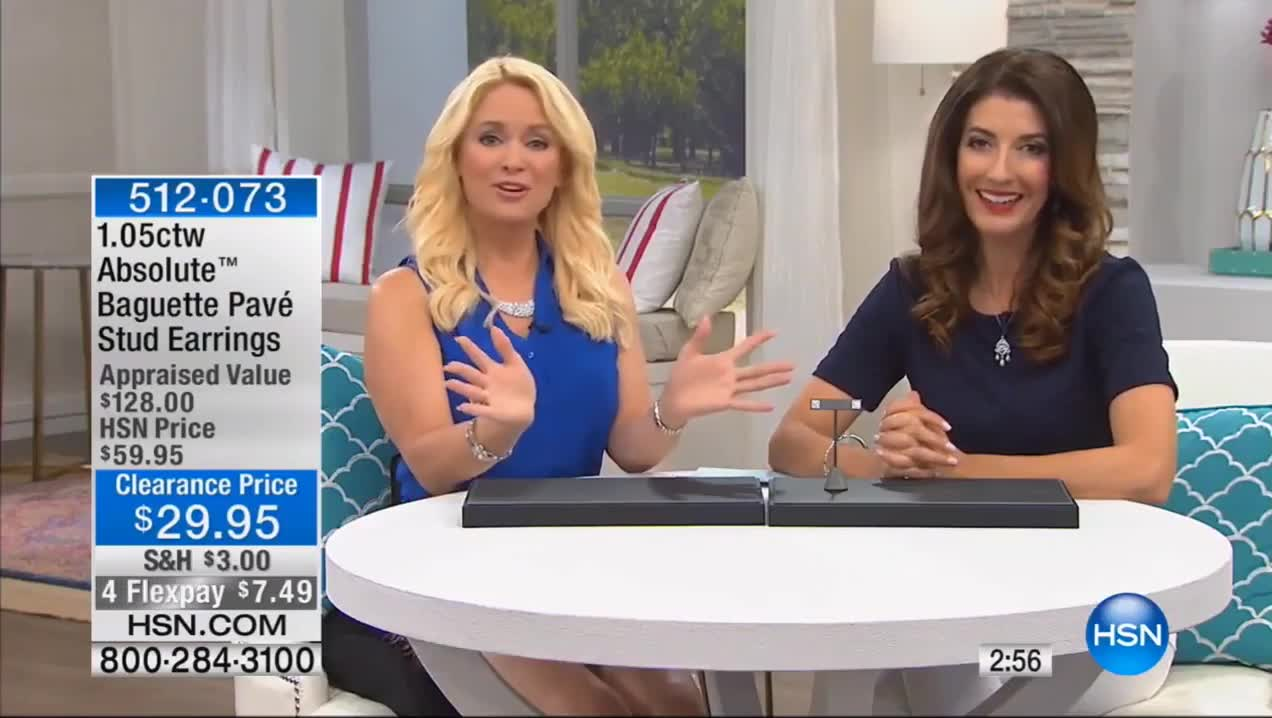 Home Shopping Network Guest Host Demo Reel